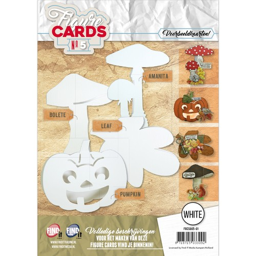 Card Deco - Figure Cards 5: Wit - FGCS005-01