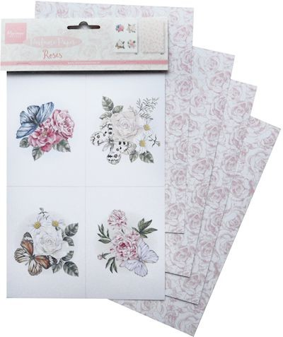 Marianne Design - Perfumed Paper - Roses