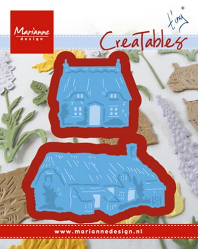 Marianne Design - Die - CreaTables - Tiny`s Cottages - LR0453