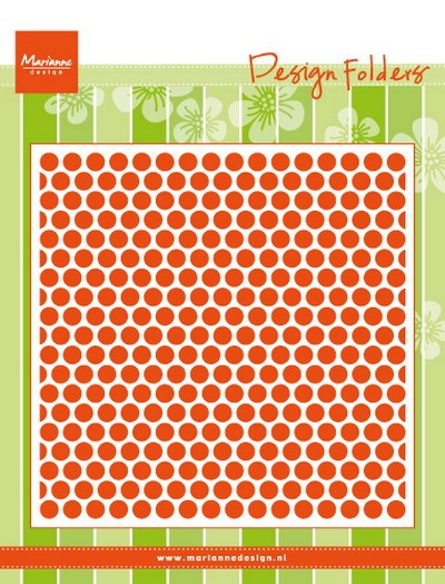Marianne Design - Design Folder - Dots - DF3431