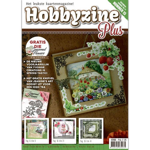 Hobbyzine - Plus No. 15 - HZ01606