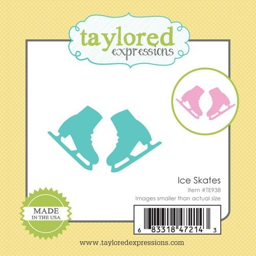 Taylored Expressions - Die - Ice Skates