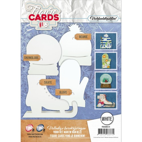 Card Deco - Figure Cards 6: Wit - FGCS006-01
