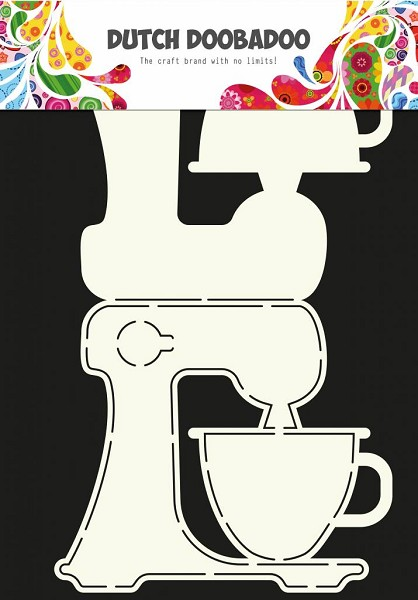 Dutch Doobadoo - Card Art - Kitchen Aid - 470.713.617