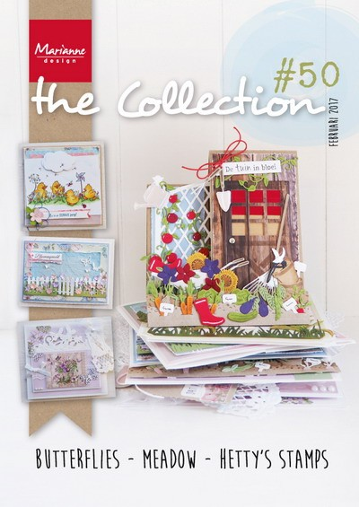 Marianne Design - The Collection - No. 50