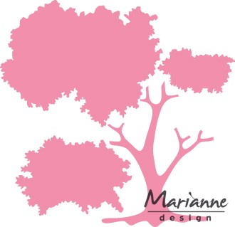 Marianne Design - Die - Collectables - Build-a-tree