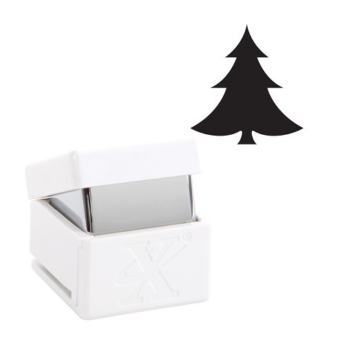 XCut - Palm Punch - Medium - Christmas Tree - XCU261792