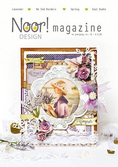 Joy! crafts - NOOR Magazine - editie februari 2017 - 9000/0112