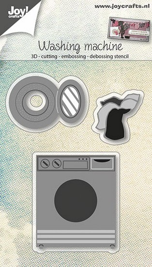Joy! crafts - Die - Washing Machine