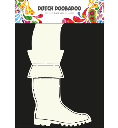 Dutch Doobadoo - Card Art - Boots - 470.713.619
