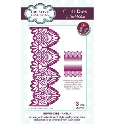 Creative Expressions - Die - The Gemini Collection - Gemini Antlia