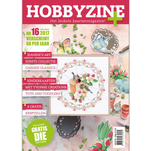 Hobbyzine - Plus No. 16 - HZ01701