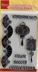 Marianne Design - Tiny`s - Clearstamp - Lantaarn - TC0801