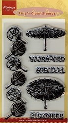 Marianne Design - Tiny`s - Clearstamp - Parasol - TC0802
