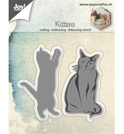 Joy! crafts - Die - Kittens - 6002/0694
