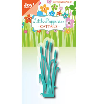 Joy! crafts - Noor! Design - Die - Little Happiness - Cattails