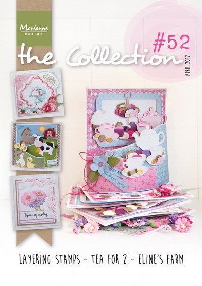 Marianne Design - The Collection - No. 52