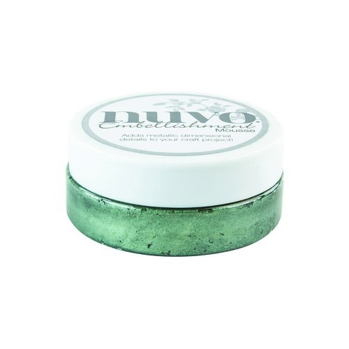 Nuvo - Embellishment mousse: Seaspray green - 817N
