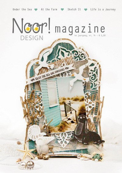 Joy! crafts - NOOR Magazine - editie mei 2017 - 9000/0113