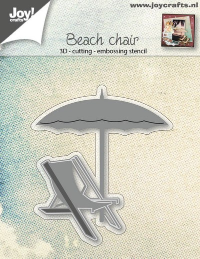 Joy! crafts - Die - Beach chair