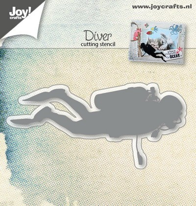 Joy! crafts - Die - Diver - 6002/0767