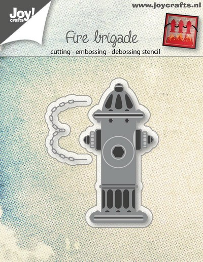 Joy! crafts - Die - Fire Brigade