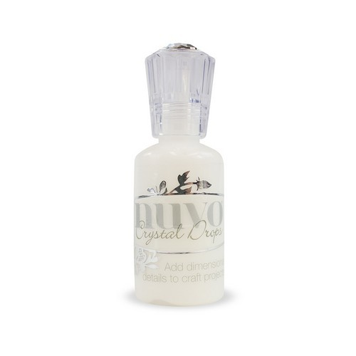 Tonic Studios - Nuvo - Crystal drops - Gloss: Simply White - 651N
