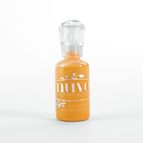 Tonic Studios - Nuvo - Crystal drops - Gloss: English mustard - 685N