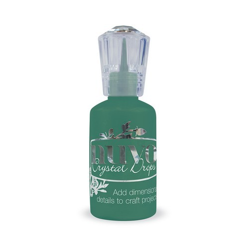 Tonic Studios - Nuvo - Crystal drops - Gloss: Woodland Green - 663N