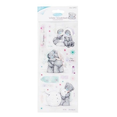 DoCrafts / Papermania - Me to You - Stickers - Winter Wonderland