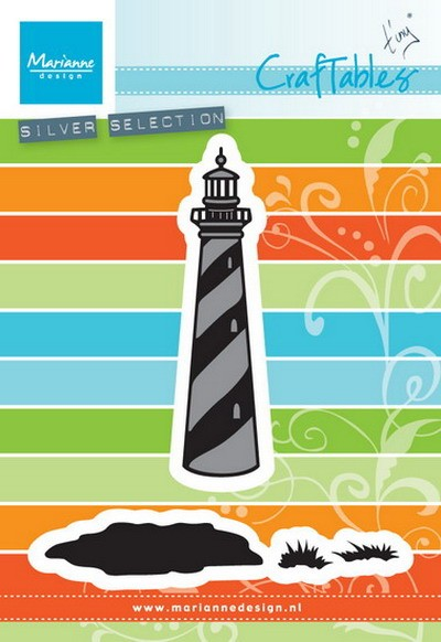 Marianne Design - Die - Craftables - Tiny`s lighthouse - CR1410