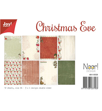 Joy! crafts - Noor! Design - Paperset - Christmas Eve - 6011/0520