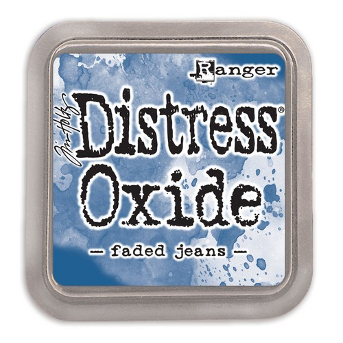 Ranger - Distress Oxide: Faded Jeans - TDO55945