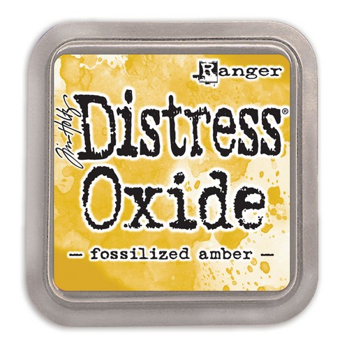 Ranger - Distress Oxide: Fossilized Amber
