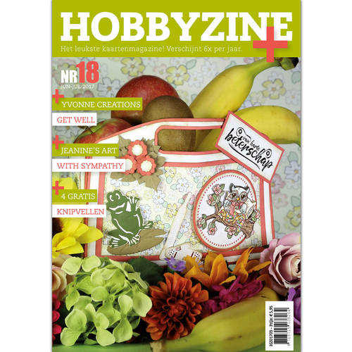 Hobbyzine - Plus No. 18 - HZ01703