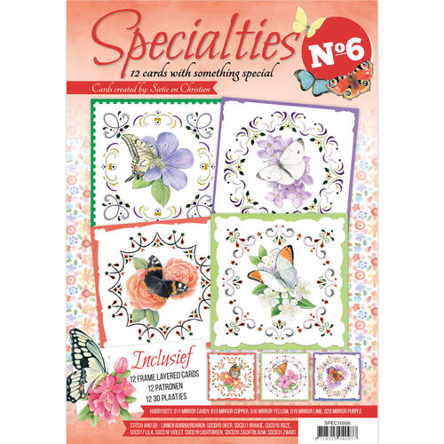 Card Deco - Hobbyboeken - Specialties - No. 06 - SPEC10006
