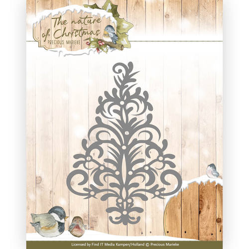 Precious Marieke - Die - The nature of Christmas - Christmas Tree - PM10102