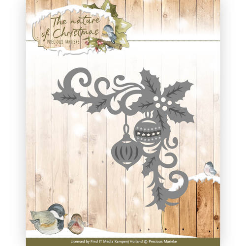 Precious Marieke - Die - The nature of Christmas - Christmas Corner - PM10100