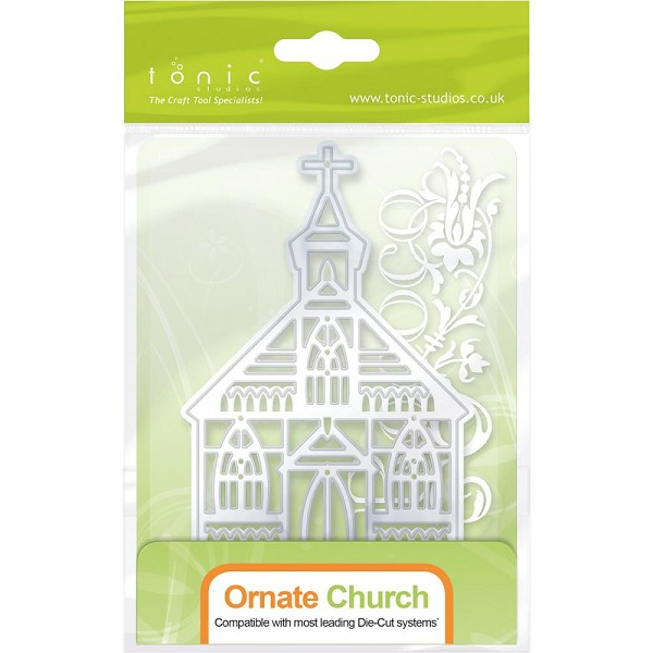 Tonic - Die - Ornate Church
