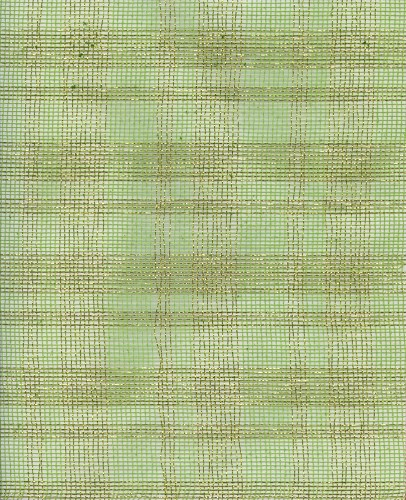 Deco wrapping - lime-goud