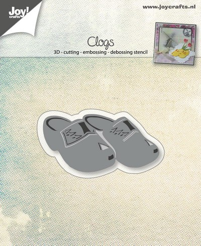 Joy! crafts - Die - Clogs