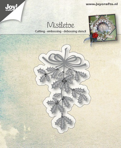 Joy! crafts - Die - Mistletoe