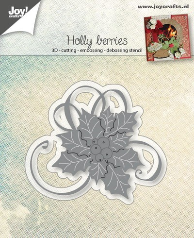 Joy! crafts - Die - Holly berries - 6002/0944