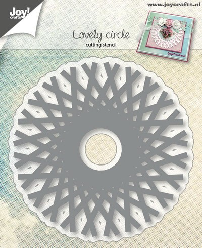 Joy! crafts - Die - Lovely circle - 6002/0949