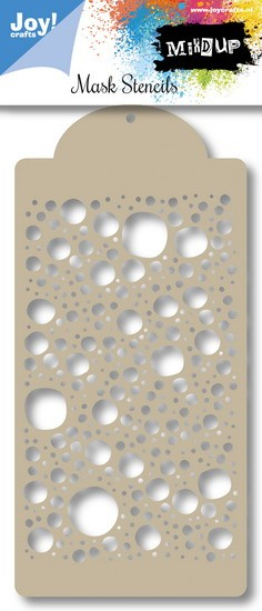 Joy! crafts - Maskingstencil - Bubbles - 6002/0836