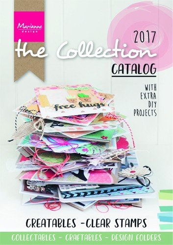 Marianne Design - The Collection - Catalogus 2017 - CAT2017