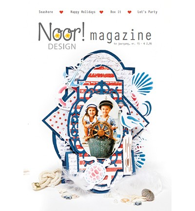 Joy! crafts - NOOR Magazine - editie augustus 2017 - 9000/0114