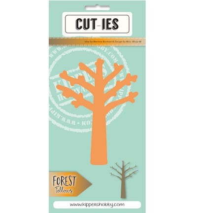 Cut-ies - Die - Forest Fellows - Tree