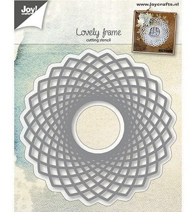 Joy! crafts - Die - Lovely frame - 6002/0948