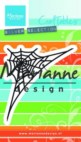 Marianne Design - Die - Craftables - Spiderweb - CR1422